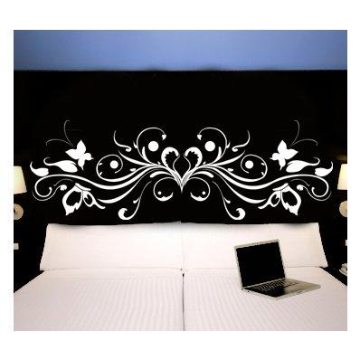 stickers t te de lit pas cher stickers folies. Black Bedroom Furniture Sets. Home Design Ideas