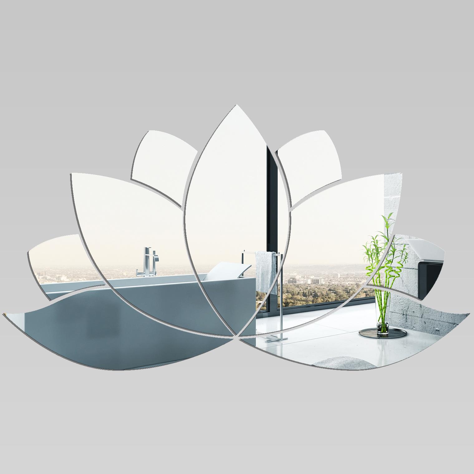 miroir plexiglass acrylique n nuphar 1 pas cher. Black Bedroom Furniture Sets. Home Design Ideas