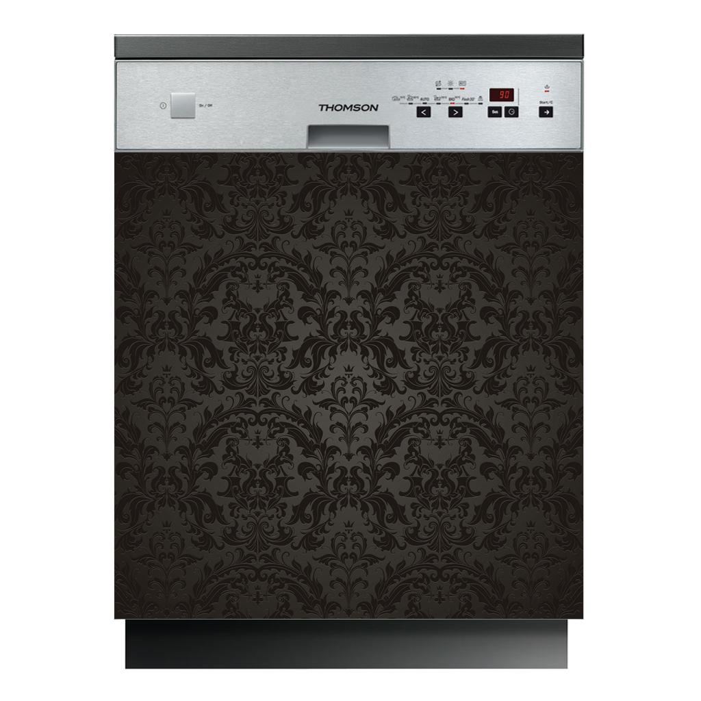 stickers lave vaisselle baroque pas cher. Black Bedroom Furniture Sets. Home Design Ideas