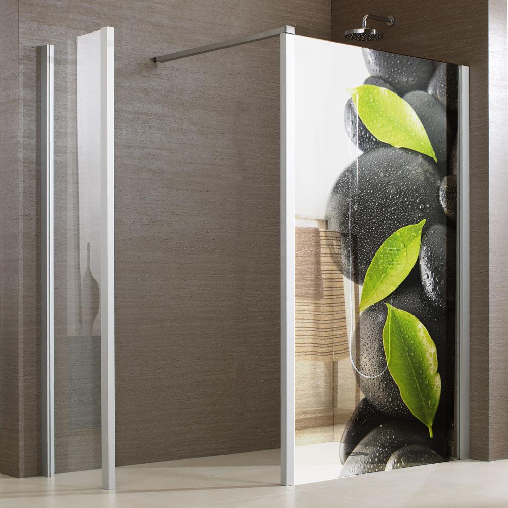 Galet salle de bain pas cher - Paroi douche italienne pas cher ...